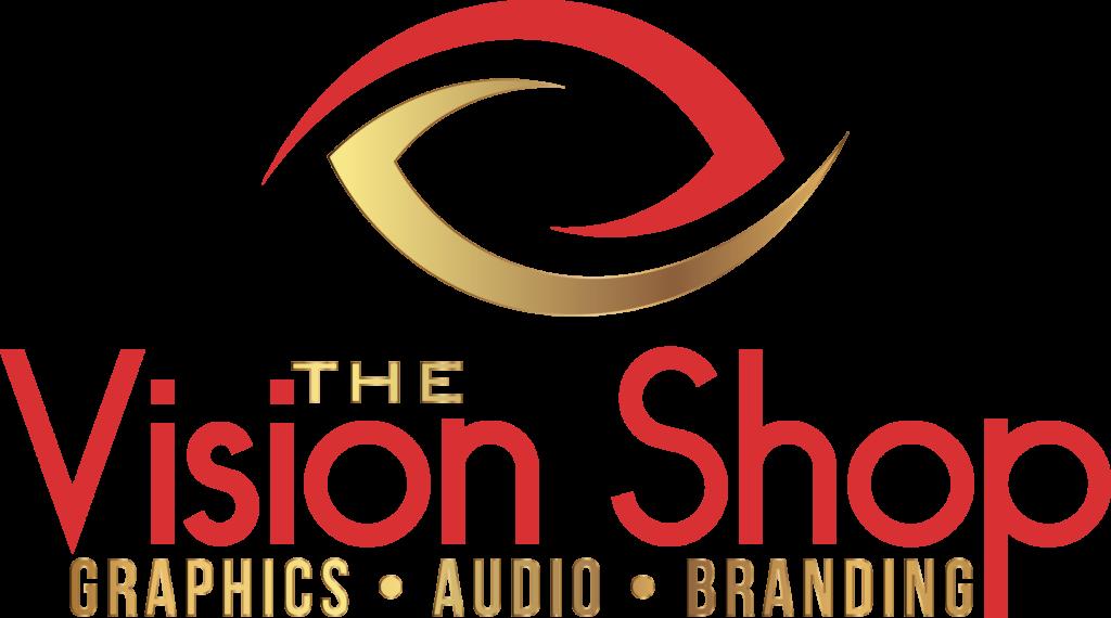 the vision shop logo